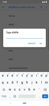 Nokia 6.2 - Internet et roaming de données - Configuration manuelle - Étape 16