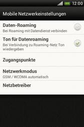 HTC Desire C - MMS - Manuelle Konfiguration - 1 / 1