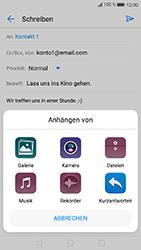 Huawei P10 Lite - E-Mail - E-Mail versenden - 12 / 19