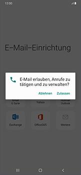 Samsung Galaxy A50 - E-Mail - Konto einrichten (outlook) - Schritt 11