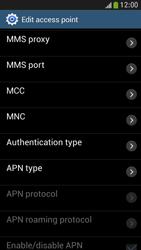 Samsung Galaxy S 4 Mini LTE - MMS - Manual configuration - Step 12