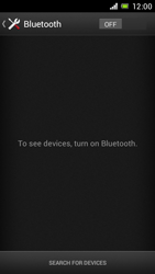 Sony Xperia J - Bluetooth - Connecting devices - Step 5