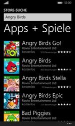 Microsoft Lumia 435 - Apps - Herunterladen - 14 / 16