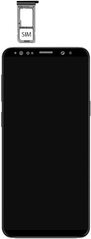 Samsung Galaxy S9 - SIM-Karte - Einlegen - 0 / 0