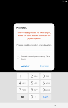 Samsung galaxy-tab-a-8-0-lte-2019-sm-t295 - Instellingen aanpassen - Nieuw toestel instellen - Stap 17