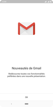 Nokia 9 - E-mail - Configuration manuelle - Étape 5