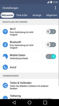 LG H815 G4 - WLAN - Manuelle Konfiguration - Schritt 4