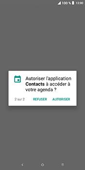 Alcatel 3L - Contact, Appels, SMS/MMS - Envoyer un MMS - Étape 7