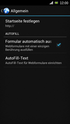 Sony Ericsson Xperia Ray mit OS 4 ICS - Internet - Manuelle Konfiguration - Schritt 20