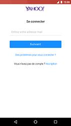 LG Nexus 5X - Android Oreo - E-mail - Configuration manuelle (yahoo) - Étape 8