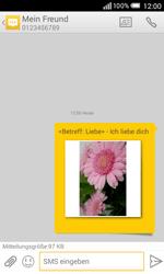 Alcatel OT-5050X Pop S3 - MMS - Erstellen und senden - Schritt 20