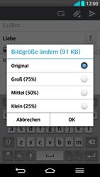 LG G2 - E-Mail - E-Mail versenden - Schritt 15