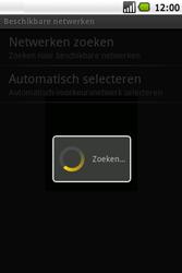 Samsung Galaxy Spica (GT-i5700) - Buitenland - Bellen, sms en internet - Stap 8