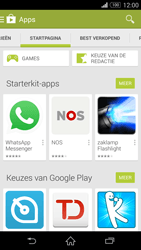 Sony Xperia Z3 Compact 4G (D5803) - Applicaties - Downloaden - Stap 5