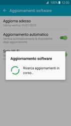 Samsung Galaxy S6 Edge - Software - Installazione degli aggiornamenti software - Fase 9