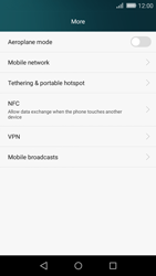 Huawei P8 Lite - MMS - Manual configuration - Step 4
