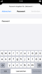 Apple iPhone SE (2020) - iOS 14 - WiFi - WiFi-Konfiguration - Schritt 6