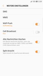 Samsung Galaxy S7 Edge - SMS - Manuelle Konfiguration - 7 / 11