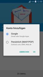 Samsung Galaxy Grand Prime - E-Mail - Konto einrichten (gmail) - 0 / 0