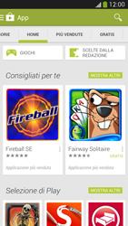 Samsung Galaxy S 4 Active - Applicazioni - Installazione delle applicazioni - Fase 5