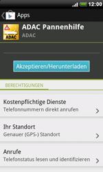 HTC A8181 Desire - Apps - Herunterladen - Schritt 20