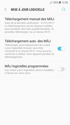 Samsung Galaxy A5 (2017) - Android Nougat - Logiciels - Installation de mises à jour - Étape 6