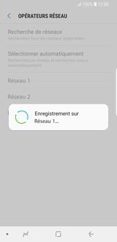 Samsung Galaxy S9 - Réseau - Sélection manuelle du réseau - Étape 10