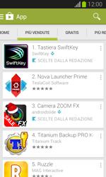 Samsung Galaxy Trend Lite - Applicazioni - Installazione delle applicazioni - Fase 8