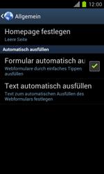 Samsung Galaxy S II - Internet und Datenroaming - Manuelle Konfiguration - Schritt 20