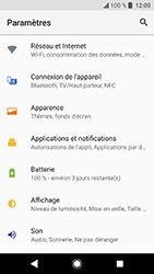 Sony Xperia XA2 - Internet et connexion - Accéder au réseau Wi-Fi - Étape 4