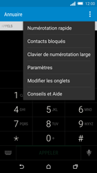 HTC One M8s - Messagerie vocale - configuration manuelle - Étape 9