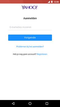 Nokia 6 (2018) - E-mail - Handmatig instellen (yahoo) - Stap 8