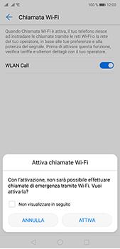 Huawei P20 Pro - WiFi - Attivare WiFi Calling - Fase 8