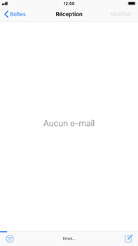 Apple iPhone 8 Plus - iOS 12 - E-mail - envoyer un e-mail - Étape 14