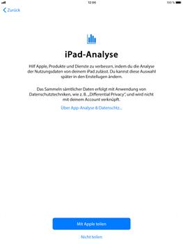 Apple iPad Air 2 - iOS 11 - Persönliche Einstellungen von einem alten iPhone übertragen - 23 / 29