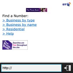 BlackBerry Q10 - Internet - Internet browsing - Step 12