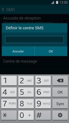Samsung G900F Galaxy S5 - SMS - Configuration manuelle - Étape 8