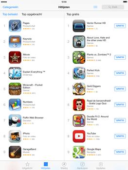 Apple iPad 4th generation (Retina) met iOS 7 - Applicaties - Downloaden - Stap 7
