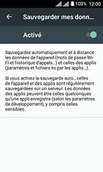 Alcatel U3 - Aller plus loin - Gérer vos données depuis le portable - Étape 10
