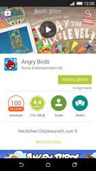 HTC Desire 620 - Apps - Herunterladen - 17 / 20