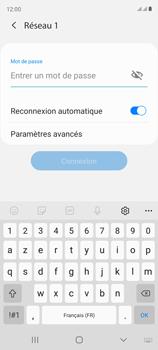 Samsung Galaxy S20 FE - Internet et connexion - Accéder au réseau Wi-Fi - Étape 8