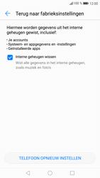 Huawei P9 Lite - Android Nougat - Toestel - Fabrieksinstellingen terugzetten - Stap 7
