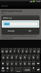 HTC One X Plus - Internet et roaming de données - Configuration manuelle - Étape 23