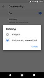 Sony Xperia XA2 - Internet - Disable data roaming - Step 8