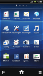 Sony Ericsson Xperia Arc S - E-mail - e-mail instellen: POP3 - Stap 3