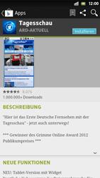 Sony Xperia S - Apps - Herunterladen - Schritt 9