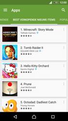 Sony Xperia Z3+ (E6553) - apps - app store gebruiken - stap 10