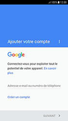 Samsung Galaxy J3 (2017) - Applications - Créer un compte - Étape 4