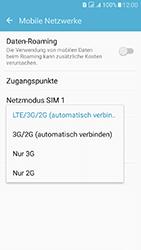 Samsung Galaxy J5 (2016) DualSim - Netzwerk - Netzwerkeinstellungen ändern - 6 / 7