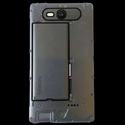 Nokia Lumia 820 LTE - SIM-Karte - Einlegen - Schritt 4
